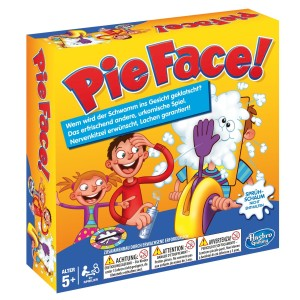 Pie Face Spielvarianten